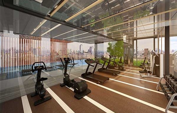 The-Line-Ratchathewi-Bangkok-condo-for-sale-fitness