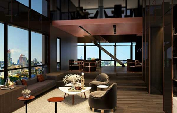 The-Line-Ratchathewi-Bangkok-condo-for-sale-library-3