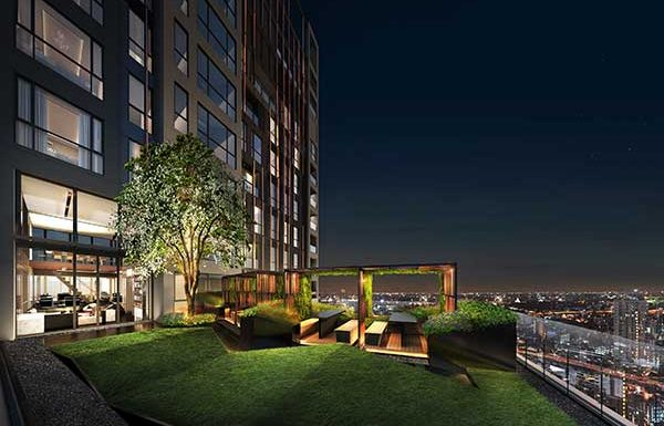 The-Line-Ratchathewi-Bangkok-condo-for-sale-roof-garden