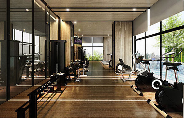 The-Line-Sukhumvit-71-Bangkok-condo-for-sale-fitness